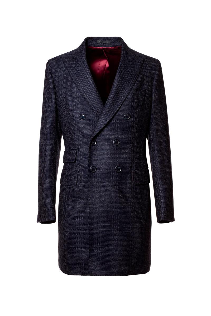 buy popular 52bf6 92949 Come scegliere il cappotto da uomo: modelli, tessuti, colori ...