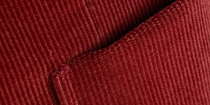 details of Corduroy fabric