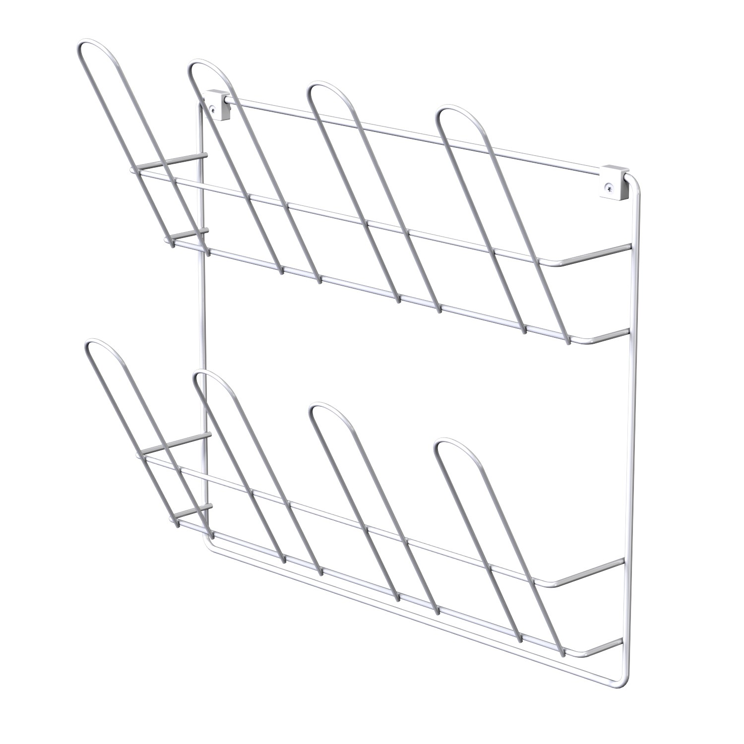 High-quality wall shoe-rack / material steel wire