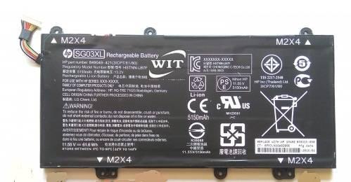 HP SG03XL Battery