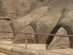 Sigiriya - Sinha Padaya