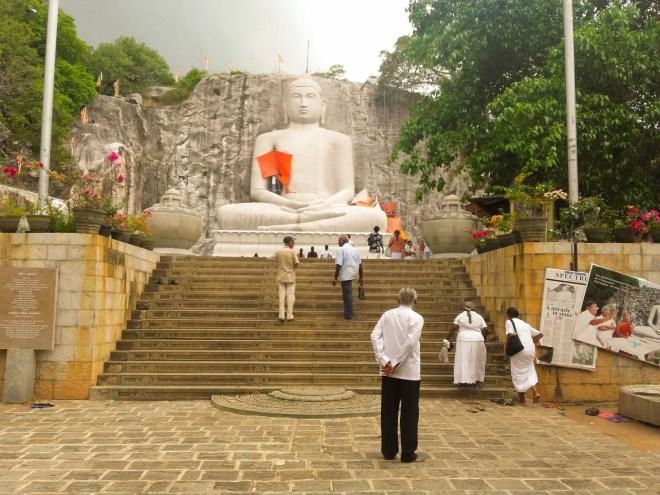 Rambadagalla Buddha Statue