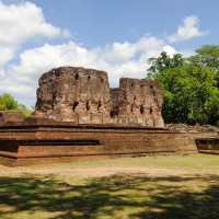 Palace of King Parakramabahu - Ancient City of Polonnaruwa
