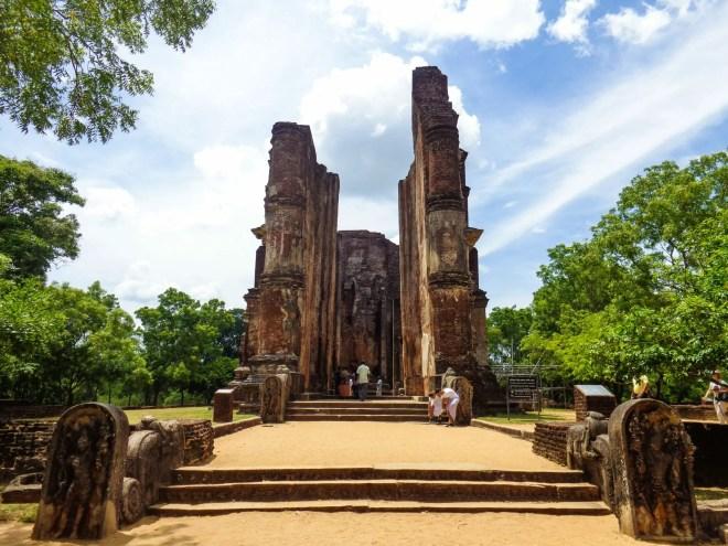 Lankathilaka Viharaya - Polonnaruwa