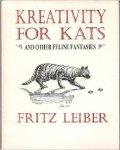 Kreativity For Kats - Wildside Press HB