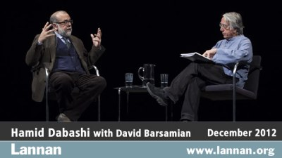 Hamid Dabashi with David Barsamian