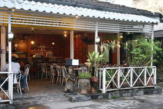 Lemongrass Restaurant, Chiang Mai