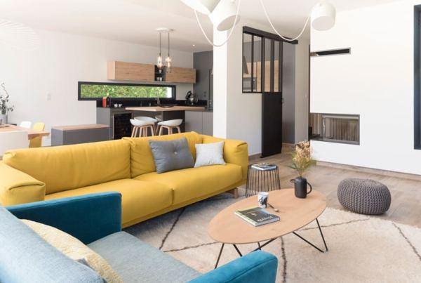 Maison de famille - MARION LANOE, Architecte d\'intérieur et ...