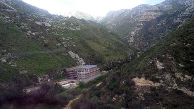 Una passeggiata a … Centrale idroelettrica del Cassibile
