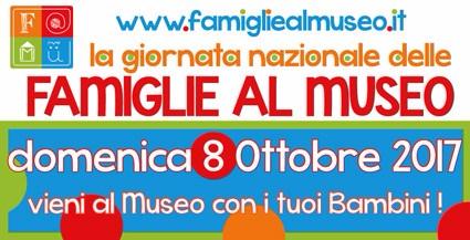 """8 Ottobre: """"Famiglie al museo"""" al Paolo Orsi di Siracusa"""