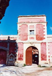 Palazzolo: Villa Messina a Bibìa