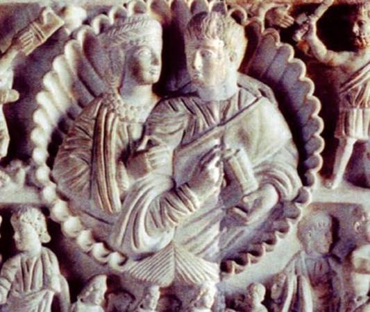 1872: Cavallari riporta la scoperta del sarcofago di Adelfia