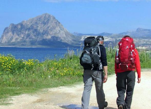 L'atlante dei cammini d'Italia, 2 in Sicilia