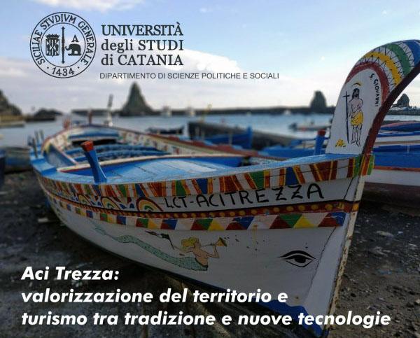 Sabato 10 ottobre, dalle 9:30 (piattaforma MS Teams) Valorizzazione del territorio e turismo tra tradizione e nuove tecnologie