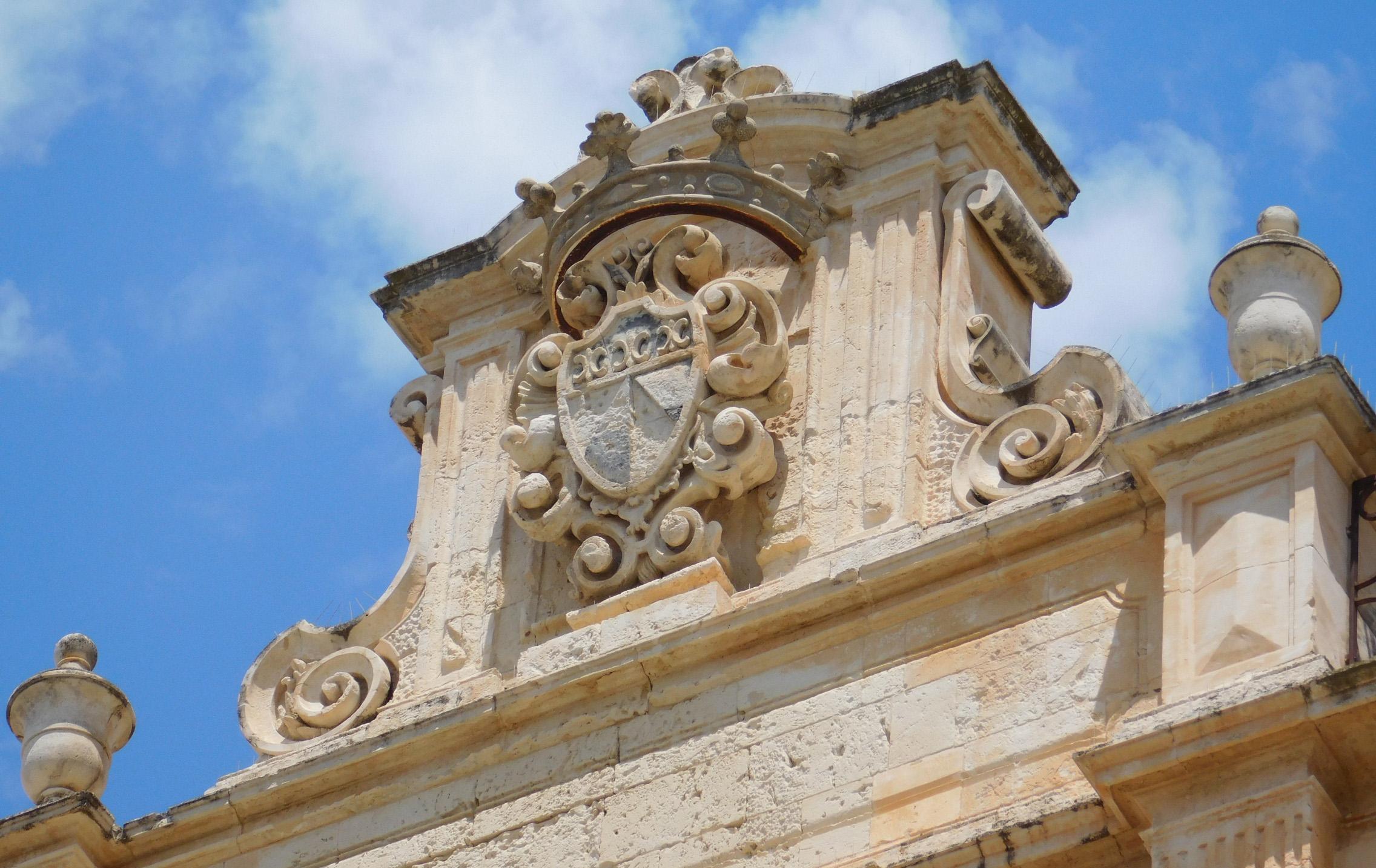 Falconara: la villa San Giacomo