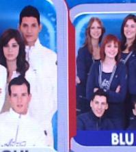 Foto Carte Bianchi vs Blu Amici 2011