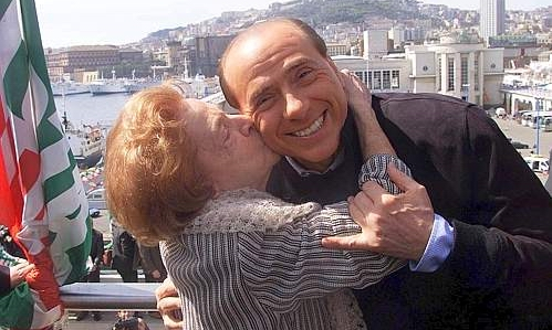Mamma Berlusconi