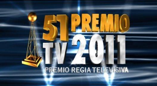 51° Premio Tv 2011 condotto da Frizzi e la Borselli foto