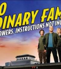 No ordinary family cancellato