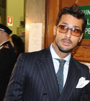 Fabrizio Corona Domenica Cinque Matrix