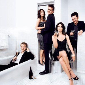 How I met your mother Foto Cast