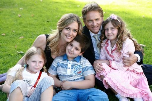 Un medico in famiglia 7 Famiglia Martini RaiUno Foto
