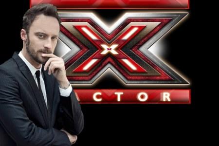 X Factor Francesco Facchinetti RaiDue Foto