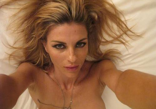 Martina Colombari sexy Foto