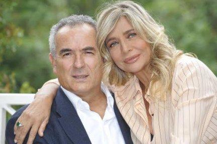 Lamberto Sposini e Mara Venier La Vita in Diretta