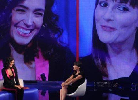 Caterina Balivo e Victoria Cabello Foto
