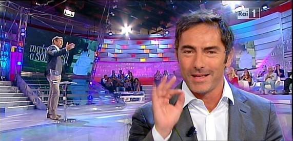 Marco Liorni La vita in diretta Foto
