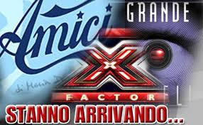 Amici X Factor Grande Fratello reality show Foto