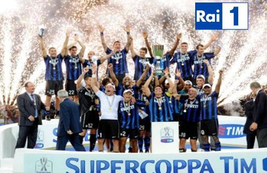 Supercoppa Italiana Sabato 6 Agosto Rai1 Foto