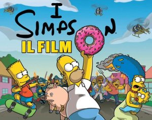 The Simpsons film Foto