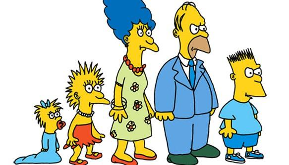 The Simpsons Foto