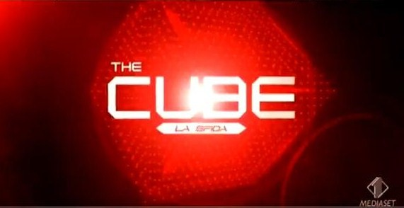 logo the cube con teo mammuccari
