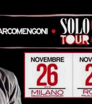 Tour 2011 di Marco Mengoni