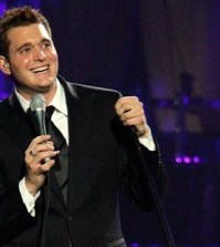 Michael Bublè a Io Canto