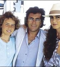 Foto di Al Bano Carrisi e Romina Power con Ilenia