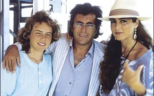 Foto di Al Bano Carrisi e Romina Power con Ylenia