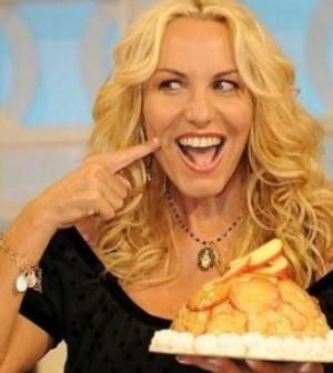 Foto della cpnduttrice de La prova del cuoco Antonella Clerici