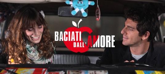 Gaia Amaral e Giampaolo Morelli in Baciati dall'amore