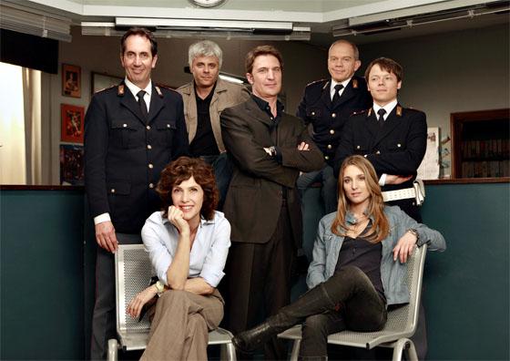 Cast Distretto di Polizia 11