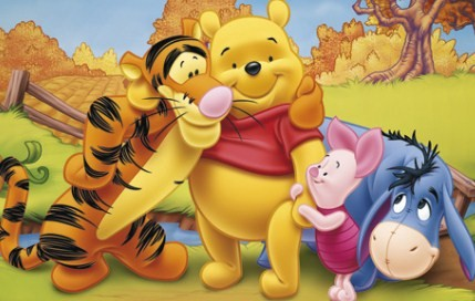 Winnie the Pooh, la serie