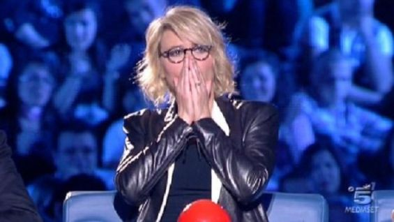 Maria De Filippi a Italia's Got Talent