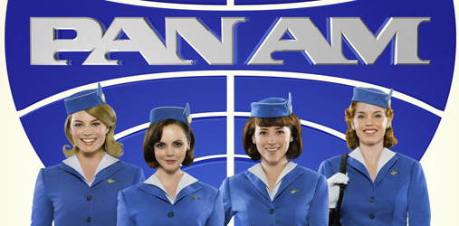 Cristina Ricci in pan am logo