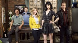 foto cast serie don't trust in the b - apartment 23