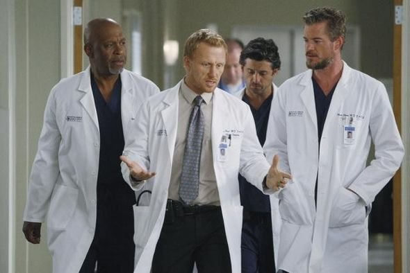 Che c'è negli uomini la puntata di stasera di Grey's anatomy