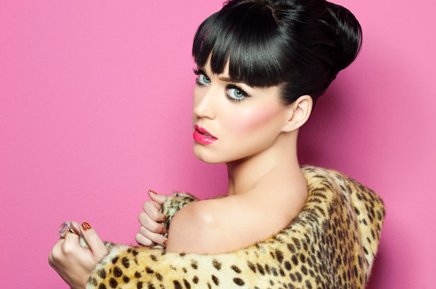 Katy Perry primo piano 2011
