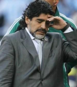 Diego Armando Maradona foto